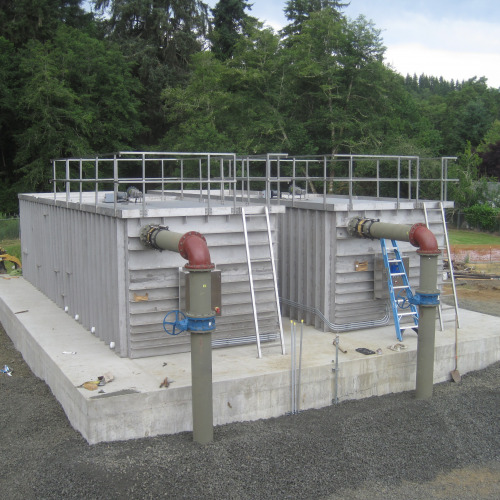 MRI's Package Unit for maximum water treatment in minimal space